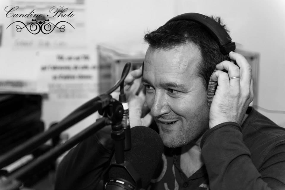 David Bard - Declic radio - Centre socioculturel Tournon