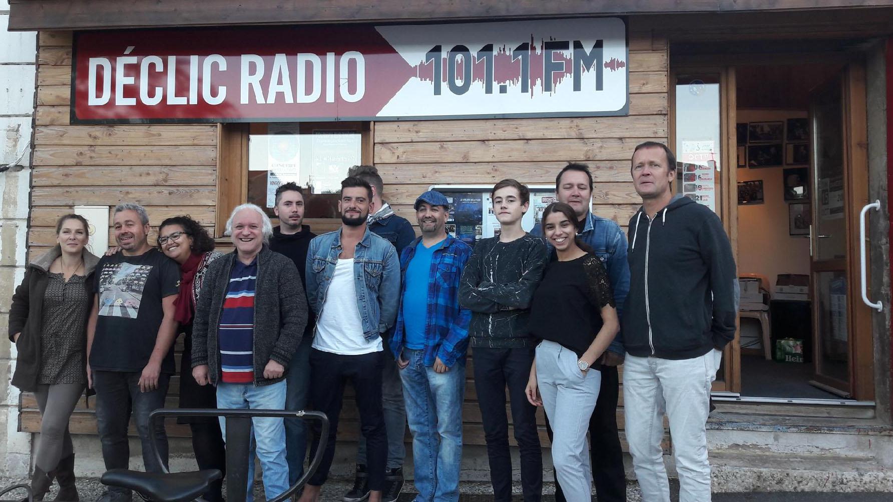Bénévoles - Déclic Radio - Centre socioculturel de Tourno