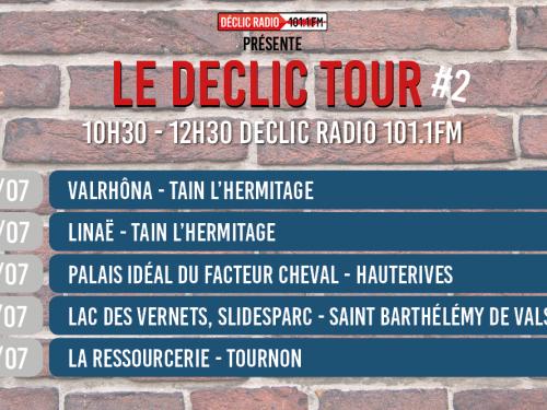 DECLIC TOUR 2020