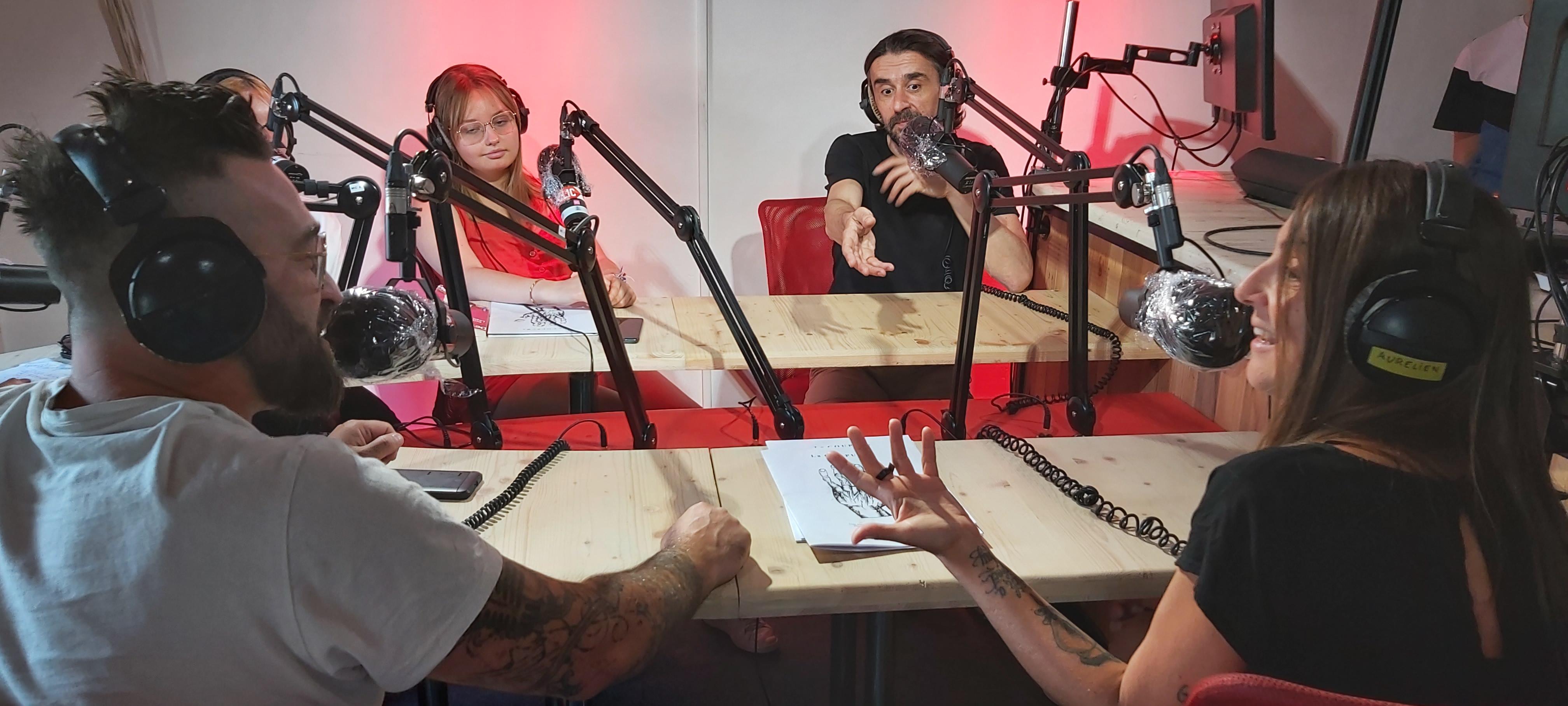 Déconfinés - Déconplexés Déclic radio centre socioculturel
