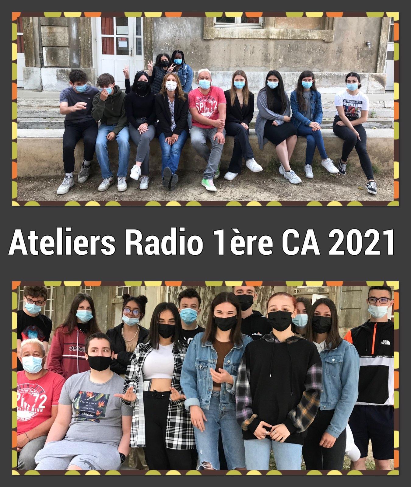 Lycée Gabriel Faure Tournon Déclic Radio